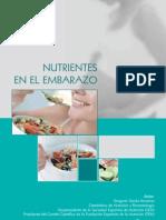 Libro Nutrientes en El Embarazo