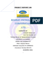 The bharat petrolium