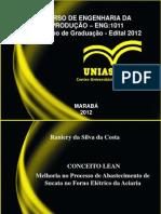 1° APRESENTAÇÃO 2012