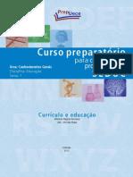 EDU T1 - Curriculo e Educacao - Conceito e Qestoes No Cntexto Escolar_NOVO (1)