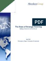 Aberdeen Report StrategicSourcing Jun2011