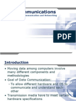 Data Communications Lecture 1