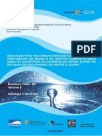 Volume I I Geologia e Geofisica