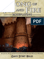 A Song of Ice and Fire Roleplaying Quickstart PDF