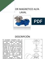 AGITADOR MAGNETICO ALFA LAVAL-diapos de la exposiciòn 1
