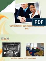 Competencias como vínculo entre la educación y el empleo