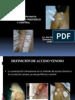 cuidadosdeenfermeriaaccesosvenosos-100329185726-phpapp02