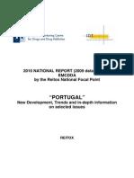 Rapport Portugal