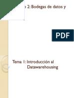 Tema [1] - Introduccion Al DW.