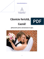 Casnicie fericita, NU Caznă
