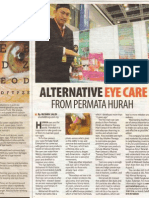 Alternative Eye Care