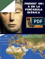 1 PREHISTORIA EN PENÍNSULA IBÉRICA