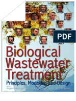 Biological Wastewater Treatment - Principles Modelling and Design