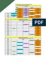 Exames Licenciatura Bioloxa 12-13