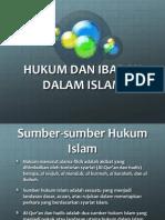 Hukum dan ibadah dalam islam