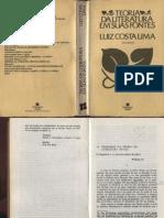 ISER, Wolfang - Problemas Da Teoria Literaria Atual in LIMA, Luis Costa (Org) - Teoria Da Literatura Em Suas Fontes Vol 2