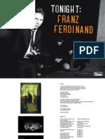 Digital Booklet - Tonight_ Franz Fer
