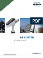s1 Sorter Brochure