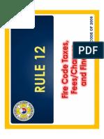 Rule 12 RA 9514