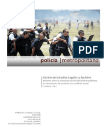 Informe Metropolitana 2013 - CELS
