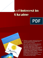 Places of Interest in Ukraine