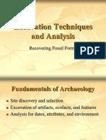 excavationtechniquesandanalysis-091108204347-phpapp02