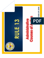 Rule 13 RA9514