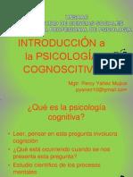 Introduccin a La Psicologa Cognitiv