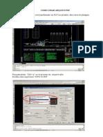 Plotar PDF