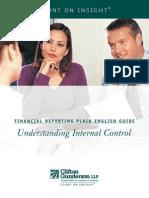 Assurance Internal Control