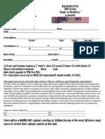 MCPA 2009 Fun Run Registration Form