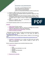 L2 Estructurar Una Presentacion PPT2