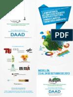 Seminario Internacional Alumni-DAAD