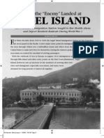 """Prologue Magazine - When the """"Enemy"""" Landed at Angel Island"""