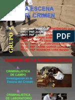 Exposc. Ppt 1-Escena Del Crimen