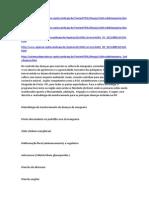 cultura da mangueira - doenças