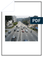 Kesan Negatif Akibat Perkembangan Sistem Pengangkutan Terhadap Alam Sekitar