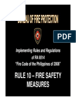 RULE 10 RA 9514 Means of Egress