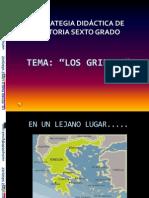Estrategia Didactica-cuento de Los Griegos