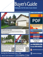 Coldwell Banker Olympia Real Estate Buyers Guide October 12th 2013