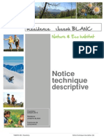 Notice Descriptive Leschaux Octobre 2013
