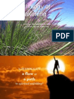 Psychology of Awakening (Personality Psychology)