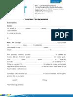 Contract de Inchiriere FE