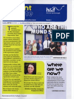 Resident Update Issue 1 (09 10 2013)