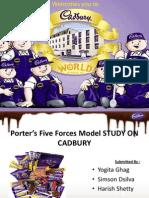 Porter's Five Forces Model cadbury