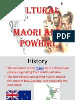Maori Cultural