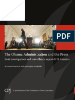 CPJ Report