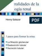 fisiología renal generalidades