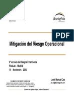 BearingPoint Mitigacion Riesgo Operacional