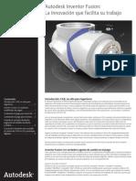 Autodesk Inventor Fusion La Innovaci n Que Facilita Su Trabajo